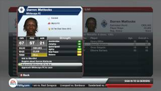 FIFA 13 Career Mode GAMEPLAY - Transfers (HD)
