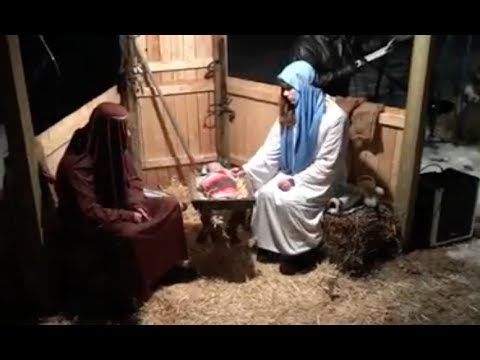 Lake Katrine Church Presents Living Nativity