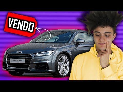 VOU VENDER O MEU CARRO... PORQUÊ? ( Audi TT )