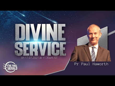 Divine Service With Pr Paul Haworth   LORD Save me