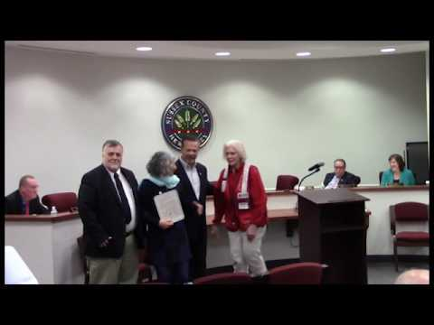 March 8 2017 Sussex County Board of Chosen Freeholders
