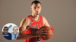 Zach LaVine agrees to $35 million endorsement deal with Adidas | Jalen & Jacoby | ESPN