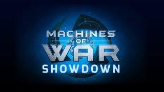 Машины войны - шоуматч между Dignitas и Fnatic на карте