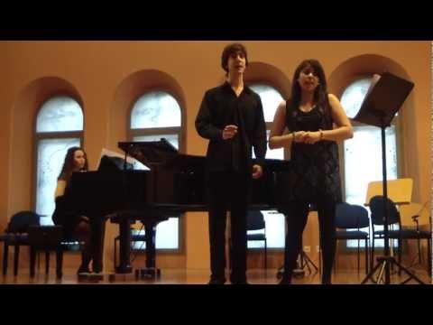 Händel - O lovely peace (Premio de música de cámara F. Gurbindo 2012)
