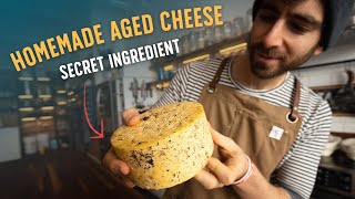 Holy SH*T!!! I made my own cheese at home