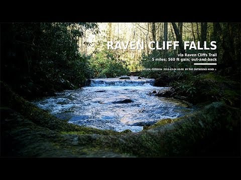 Full-Length Hike: Raven Cliff Falls (Helen) by The Outbound Mind