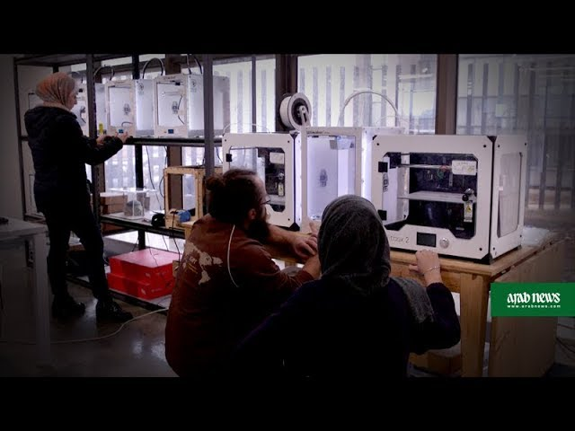 Jordan 3D printing lab gives amputees a helping hand