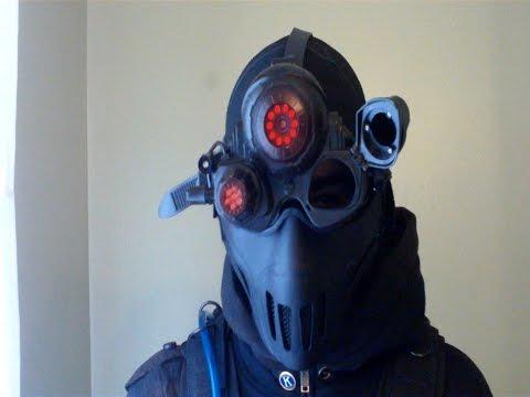 My night vision goggles Eyeclops night vision Goggles Jakk's Pasific Review