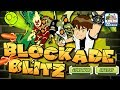 Ben 10: Blockade Blitz - Captured by Vilgax's Robots (Cartoon Network Games)