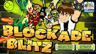 Ben 10: Blockade Blitz - Captured by Vilgax