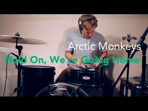 Bradley Martens - Arctic Monkeys - Hold On, We're Going Home (Drake) Drum Cover