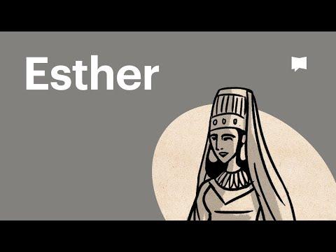 Read Scripture: Esther