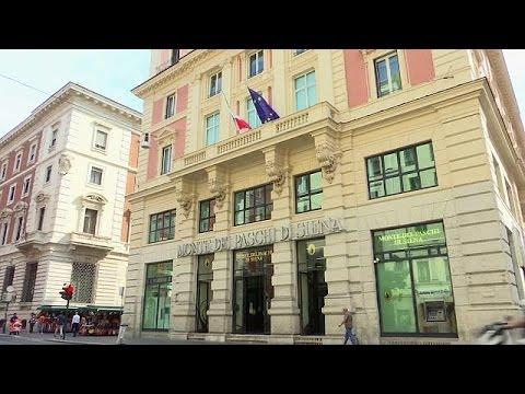 У банка Monte dei Paschi di Siena - новый кризисный гендиректор - economy
