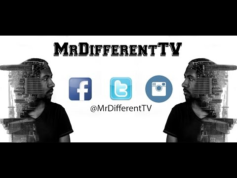 September 17 2016 Live Studio Session with MrDifferentTV