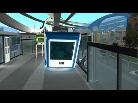 SMT Rail Greenest Smart Mass Transit on the planet