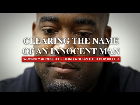 Dallas PD: #JustClearTheName of an Innocent Man You Wrongly Accused of Being a Suspected Cop Killer