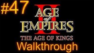 Age of Empires 2 Walkthrough - Part 47 - Barbarossa Campaign - The Lombard League [1/3]