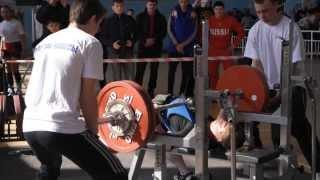 Сборная Павлодара по пауэрлифтингу  Чемпионат РК  Март 2013