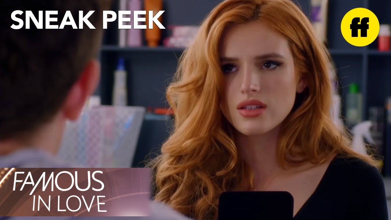 Download Famous in Love | Season 1, Episode 4 Sneak Peek: Rainer Gives Paige A Necklace | Freeform