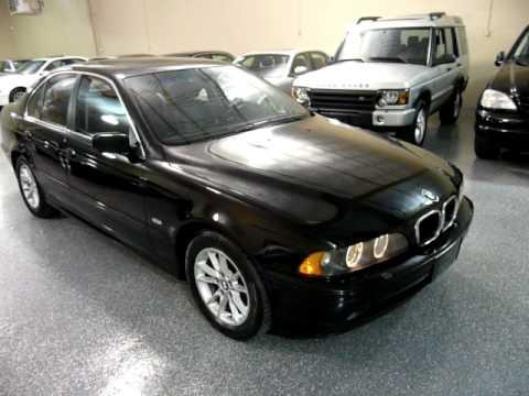 bmw 525i 2003 review