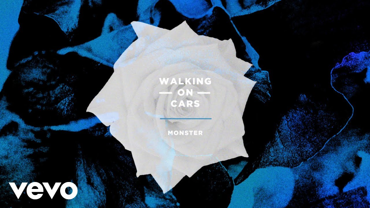Download Walking On Cars - Monster (Lyric Video)