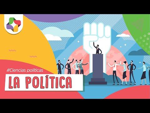 La Política - Ciencias Políticas - Educatina