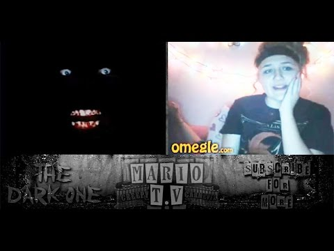 SCARYING THE SH*T OUT OF PEOPLE! (Omegle Scare Tactics)