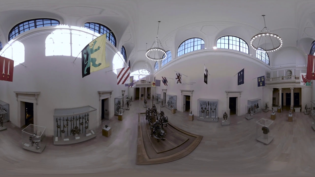 The Met 360° Project: Arms and Armor Galleries