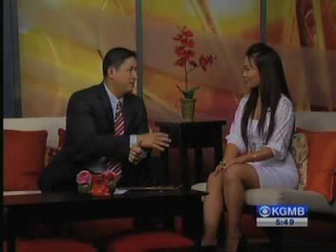 Gina Hiraizumi On KGMB 9, Hawaii News Now,