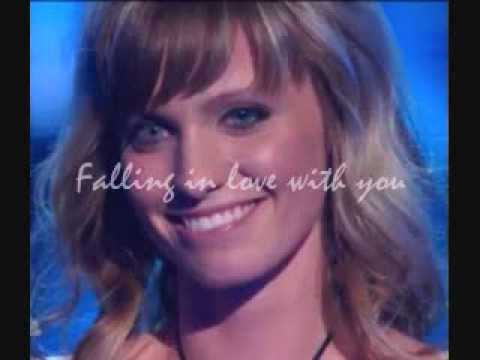 Cami Bradley   Can't Help Falling In Love