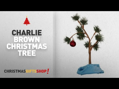 Most Popular Charlie Brown Christmas Tree: Charlie Brown Christmas Tree with Blanket 24