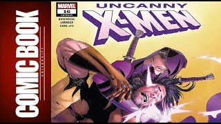 Uncanny X-men #16 | Comic Book University