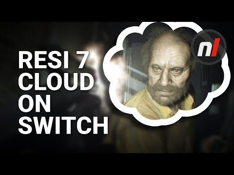Resident Evil 7 is Coming to Nintendo Switch, But the Switch Can't Run It
