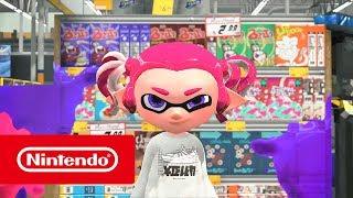 Splatoon 2 - New features (Nintendo Switch)