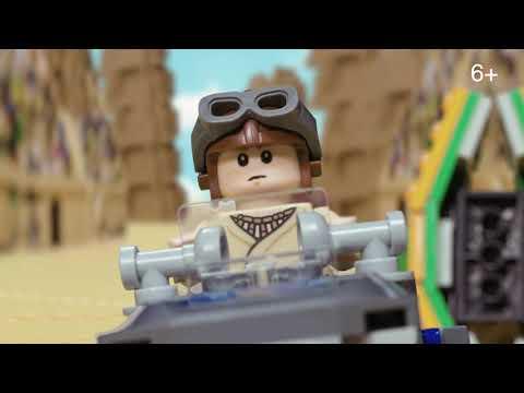Завтрак чемпионов - LEGO Star Wars