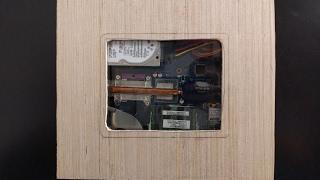 Junk Build: Desktop PC from old laptop