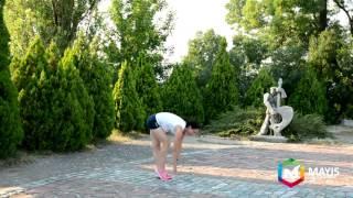 РАСТЯЖКА С НУЛЯ - ТРЕНИРОВКА № 4- Евгения Борисова- MAYIS танцы и фитнес
