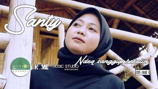 Download Lagu SANTY KOCET_ NDEQ SANGGUP BEKELIN. (official musik video) mp3