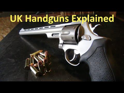UK Handguns Explained