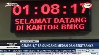 berita hari ini 14 02 2017 Lagi Gempa Bumi 4,7 SR Guncang Deli Serdang | NEWS AKURAT TODAY