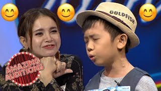 Download lagu CUTEST Ever Idols Contestant STUNS Judges With Bruno Mars Cover   Amazing Auditions