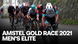Amstel Gold Race 2021 | Elite Men | Highlights | Cycling | Eurosport