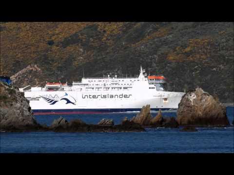 Interislander ferry, Kaiarahi