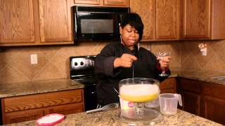 Mango Lime Recipe : Punch & Fruity Drinks