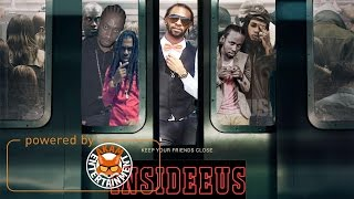 Insideeus - Dancehall Greatest (Alkaline, Popcaan, Jahmiel & Bounty Killa Diss) March 2017