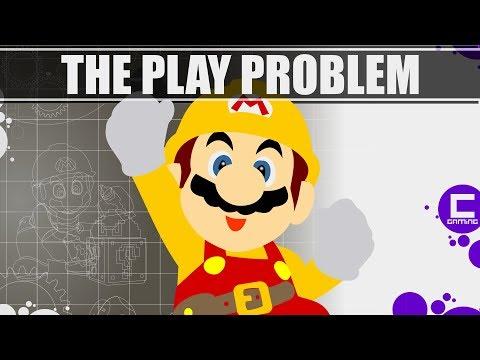 The One Problem a Potential Super Mario Maker Sequel Needs to Fix.