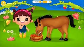 Fun Little Baby Care - Sweet Little Emma Dreamland 2 - Toilet, Dress Up & Feed TutoTOONS Kids Games