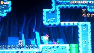 Super Mario Maker: New Metroidvania Mania IL (411)