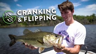 Fishing The Googan Squad CRANKBAITS For Suspended Bass!