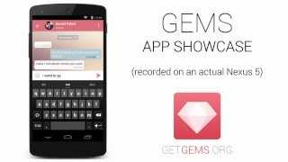 GetGems Android App Showcase